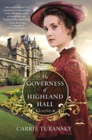 Book Cover: The Governess of Highland Hall