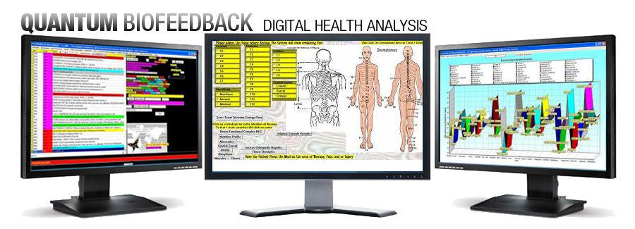 SCIO Quantum Biofeedback Therapy
