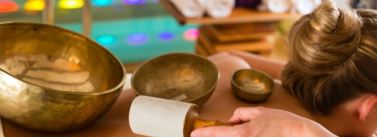 sound healing main page