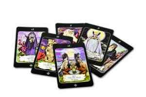 Major Arcana Cards in Soulmate Tarot Readings
