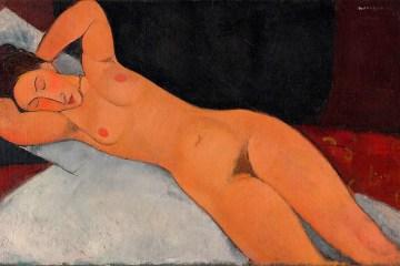 Amedeo Modigliani Nude