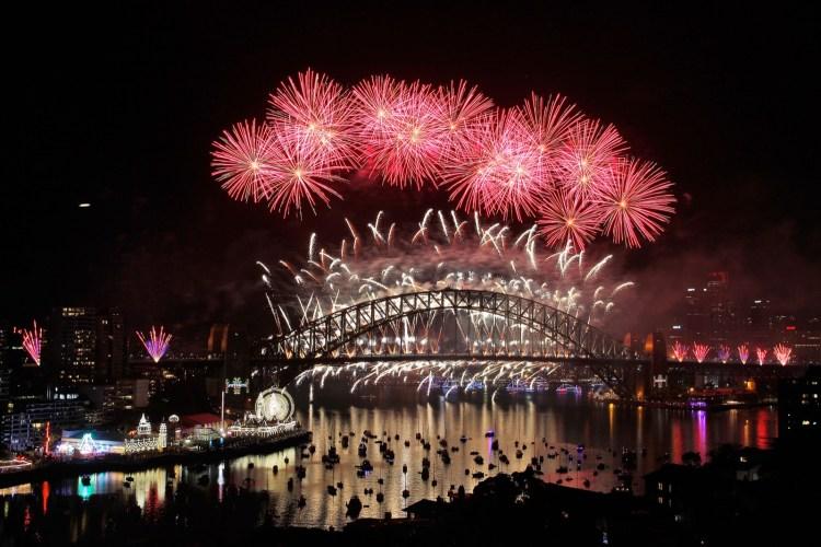 Sydney Ano novo