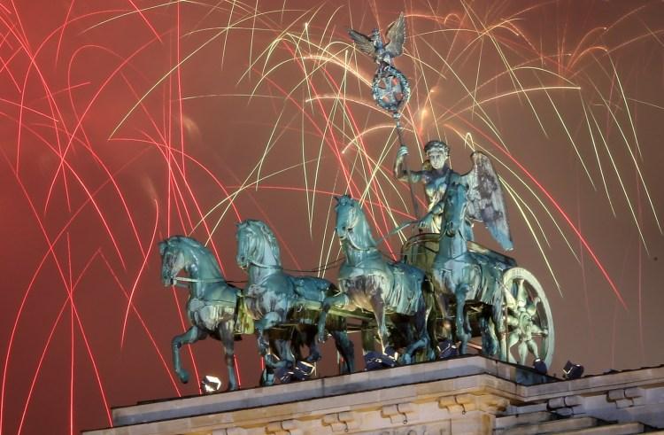 Berlim Ano Novo