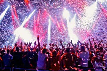 Festival música Ibiza