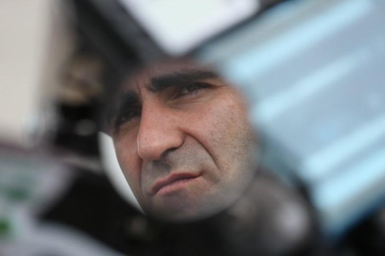 Paulo Goncalves, Portugal (AP Photo/Jorge Saenz)