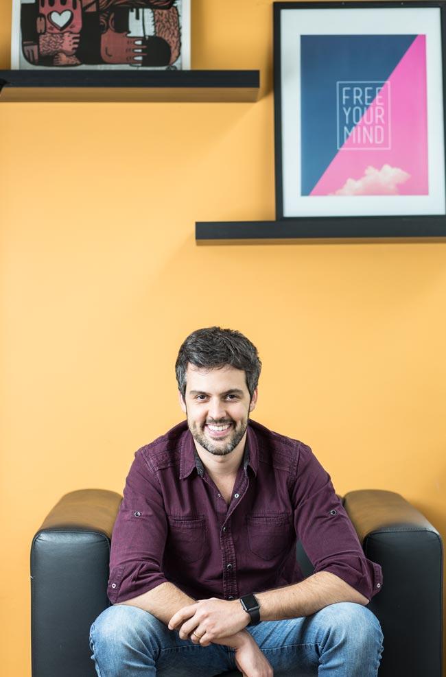 Mauricio Bueno, diretor da Weme