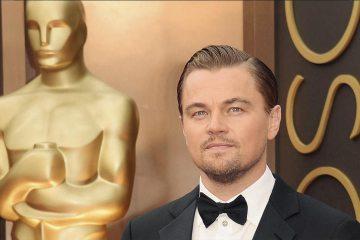 DiCaprio leva Oscar de melhor ator