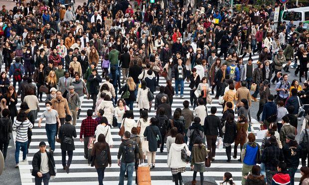 População Japão