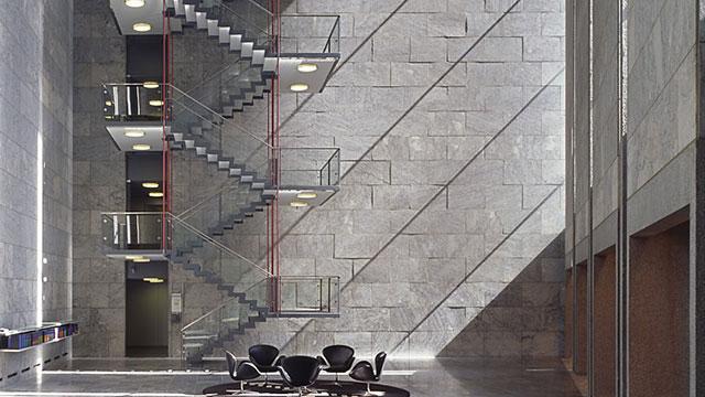 Banco Nacional da Dinamarca, Copenhague