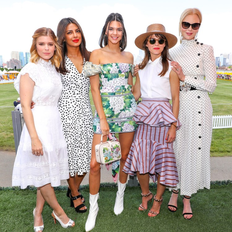 Tenth Annual Veuve Clicquot : Polo Classic