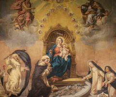 Blessed Mary, Through The Ages