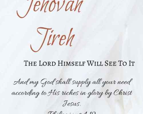 Experiencing God In The Trenches