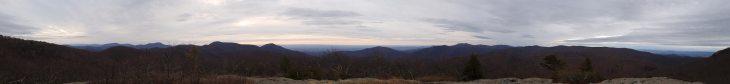 360 degree view