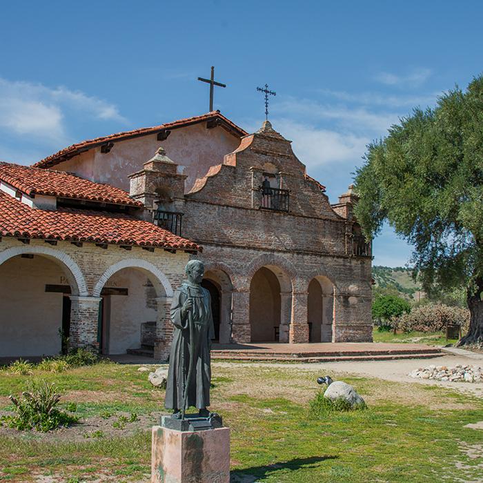 Padua Mission De Antonio Salinas Pictures San