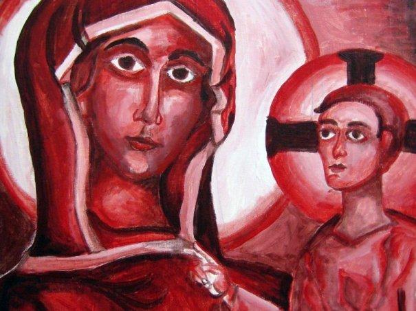 Mary I – Theotokos