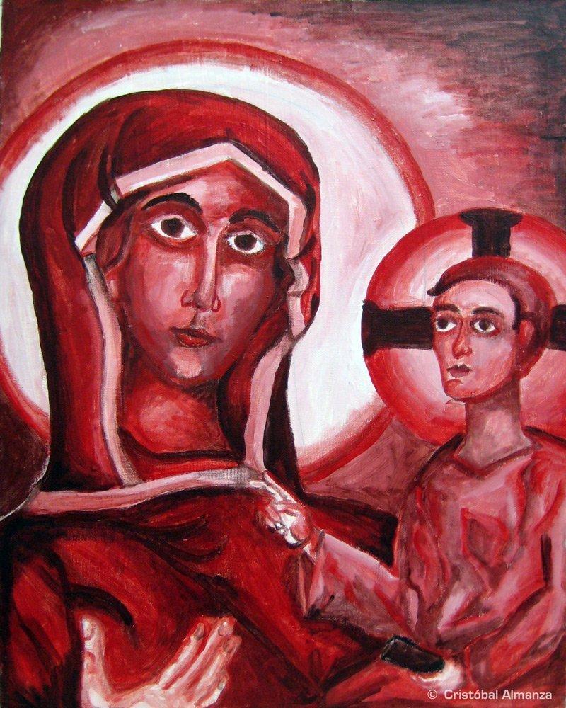 Maria I - Theotokkos