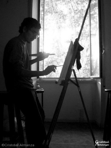 Roman Painter