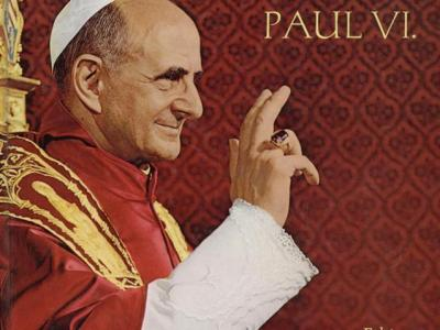 My Favorite Pictures of Paul VI