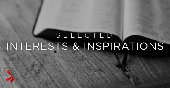 Selected Interests and Inspirations