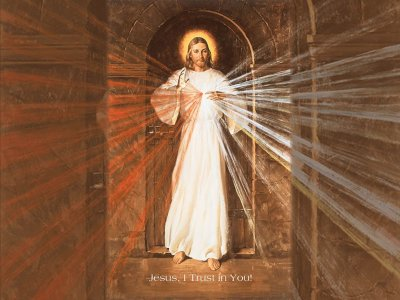 Divine Mercy Urges Us to Share Love
