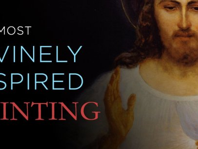 The Most Divinely Inspired Painting