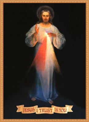 Divine Mercy (Vilnus)