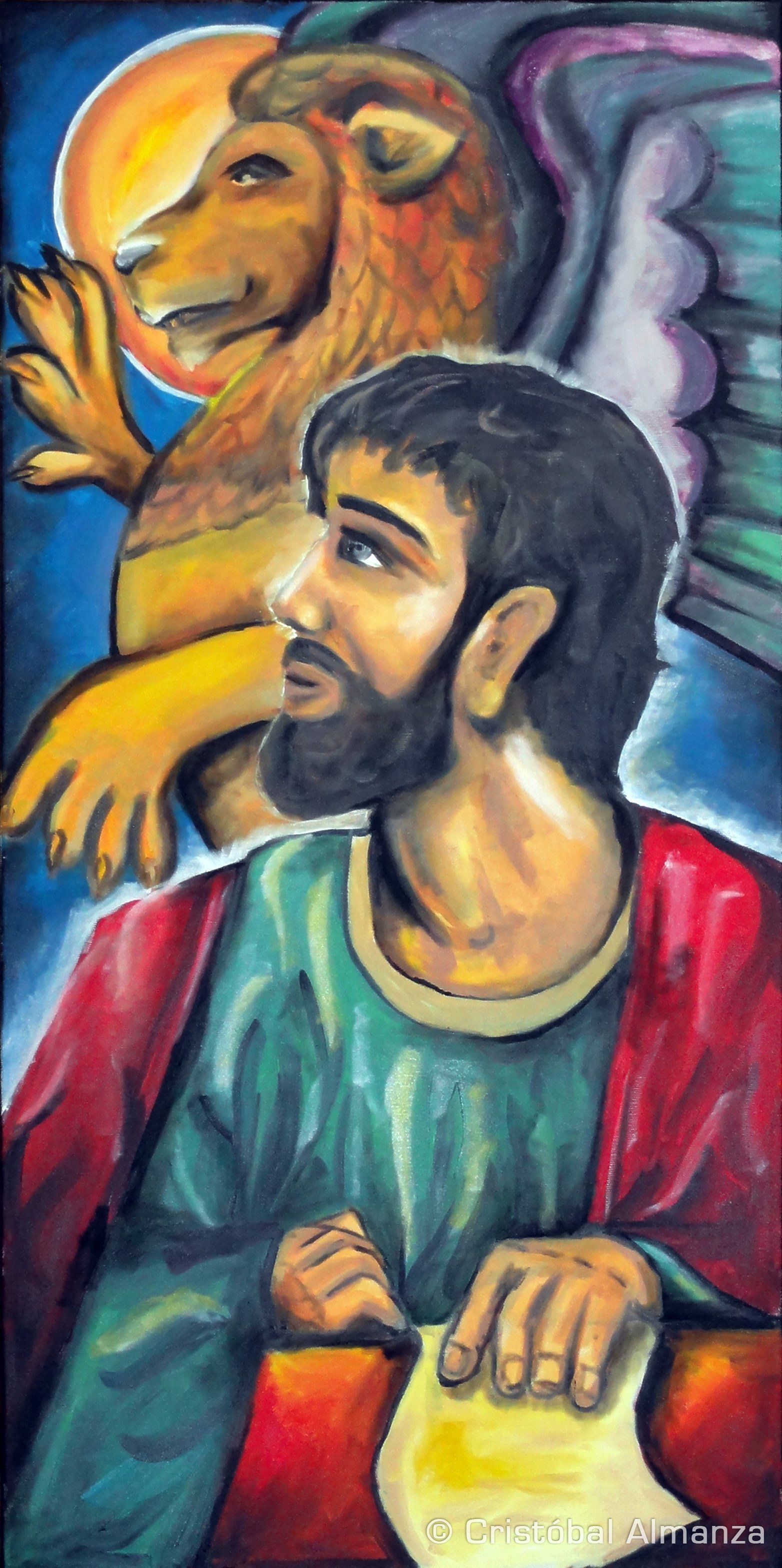 Leō – Mark the Evangelist