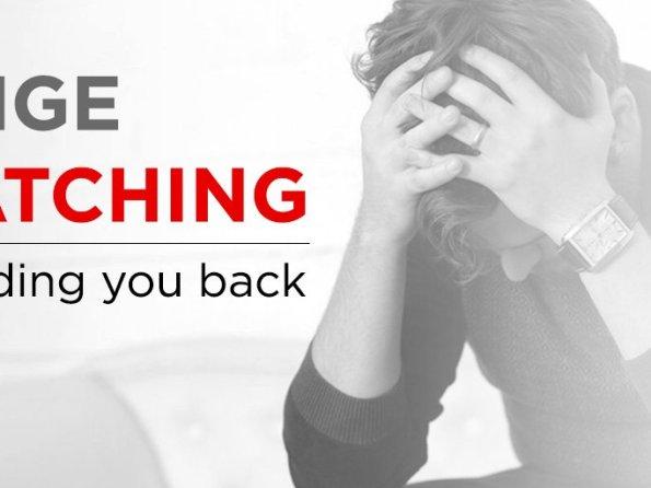 Spiritual Problems with Binge Watching