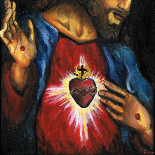Pursue the Sacred Heart of Jesus