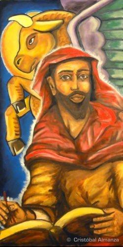 Taurus - Luke the Evangelist