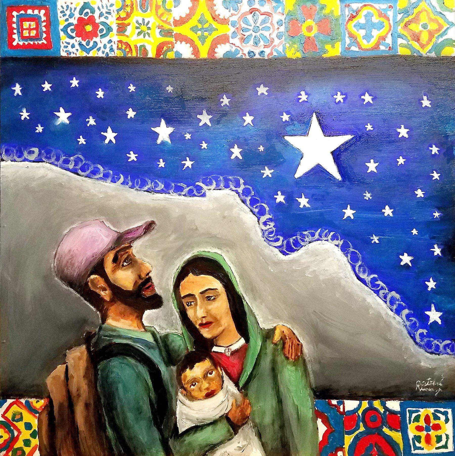 José y María Los Migrantes