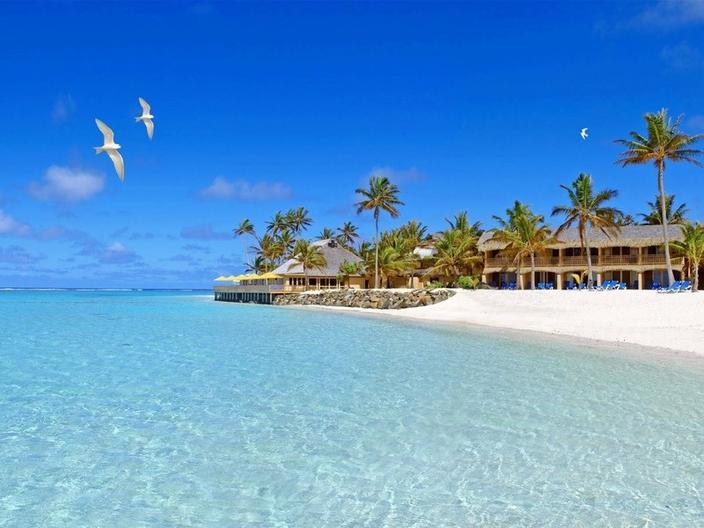 6. Cook Islands, Avarua