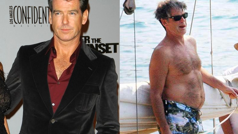 Pierce-Brosnan-before-and-after