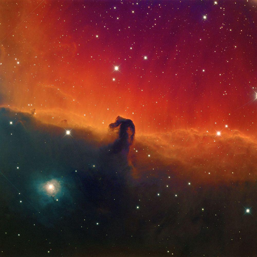 Через телескоп