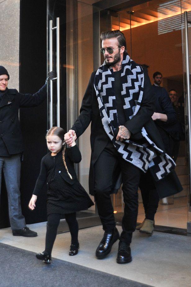 David-Beckham-and-kids-Cruz-Romeo-and-Harper-leave-their-hotel-in-New-York-City