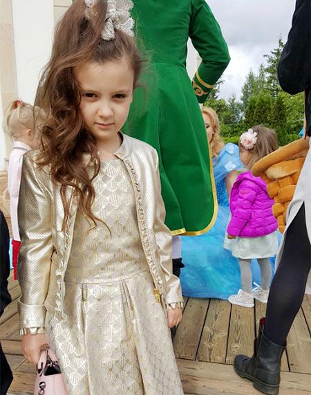 Дочь Стаса Михайлова Иванна