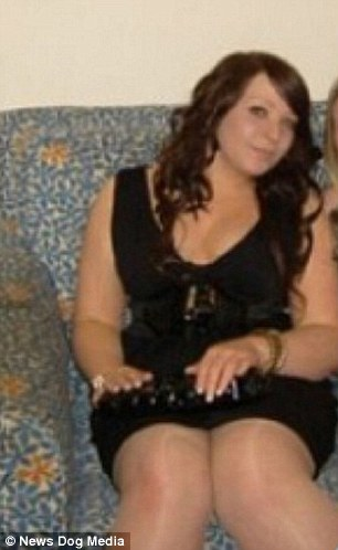 Before losing weight and plastic