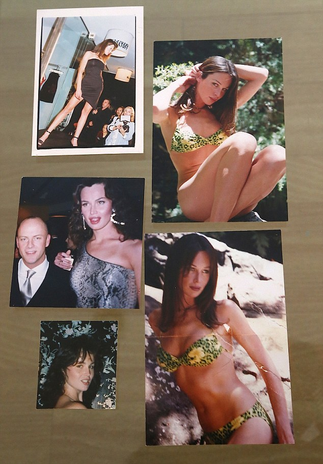 7th October 2016 - Kelly Star - Adult entertainer/transgender rights activist with the largest breast implants in Australia. Photos taken at Scarborough Beach in Perth, Western Australia