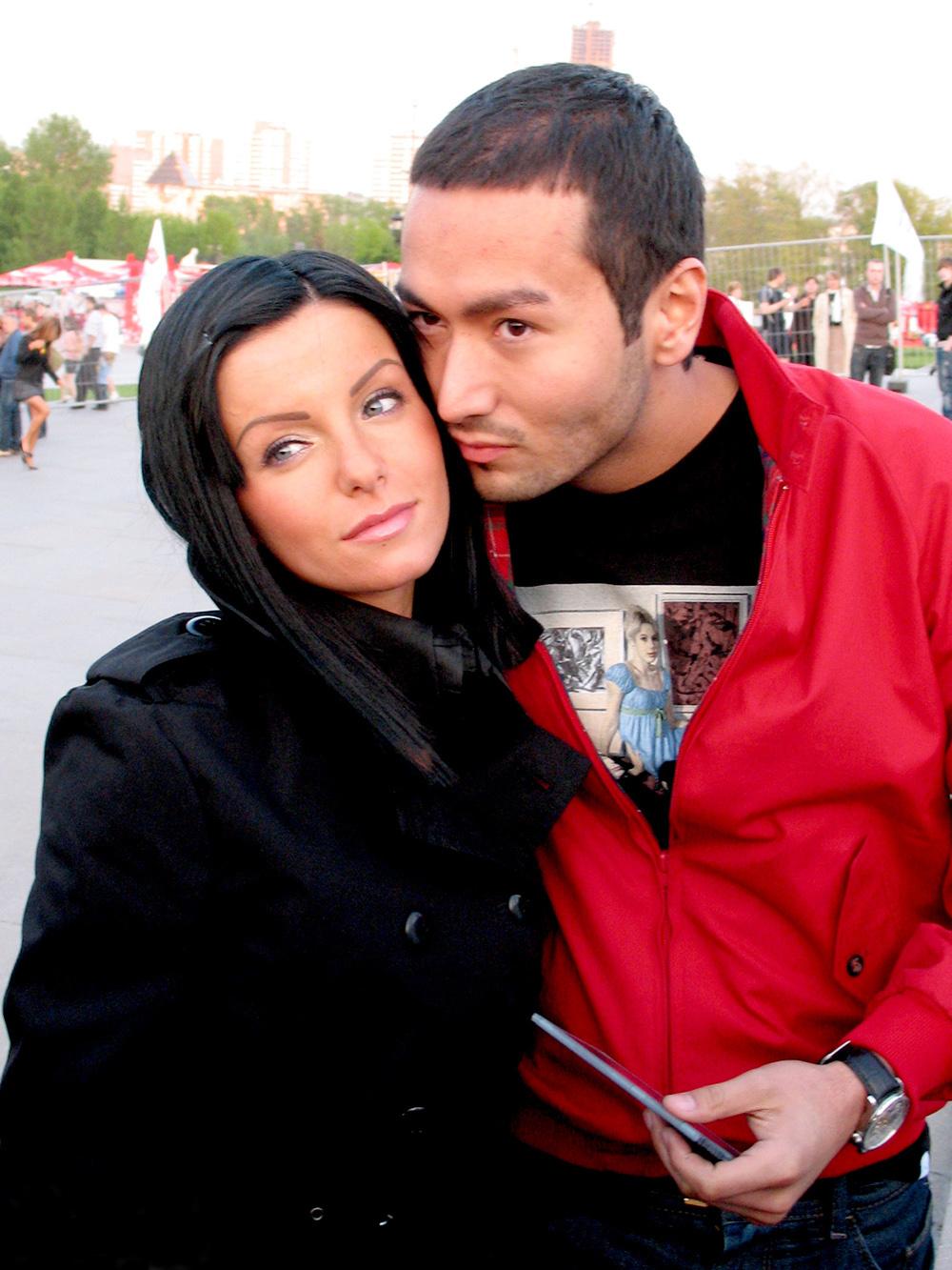 Julia_Volkova_and_Parviz_2008