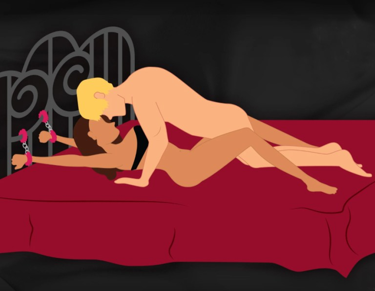 Sleeping beauty sexual position 5