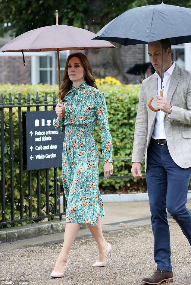 Кейт Миддлтон и принц Уильям ждут третьего ребенка