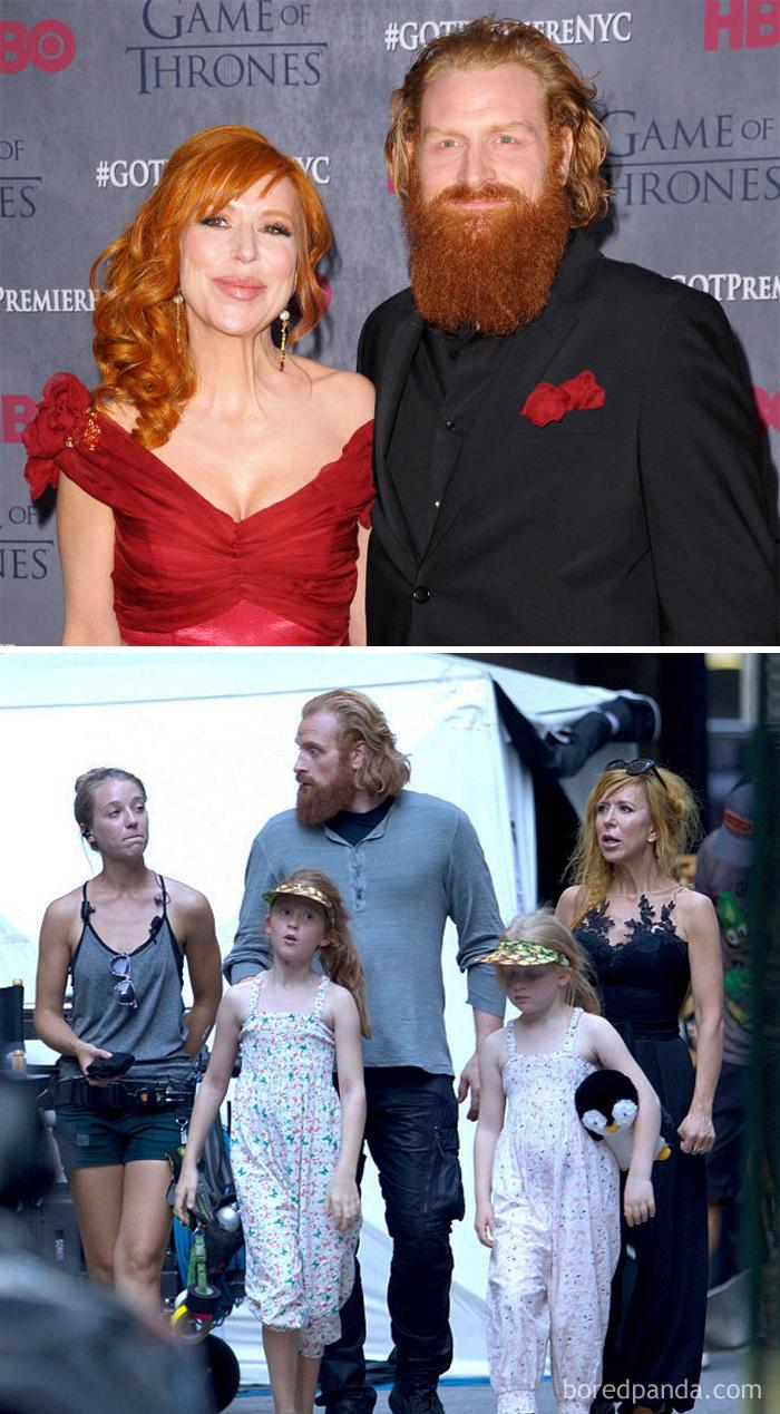 17 актеров Игры престолов со своими супругами в реальной жизни  фото
