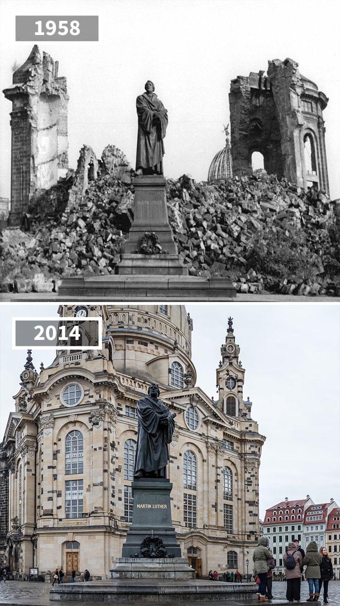 Эти фото ДО и ПОСЛЕ показывают, как изменился мир
