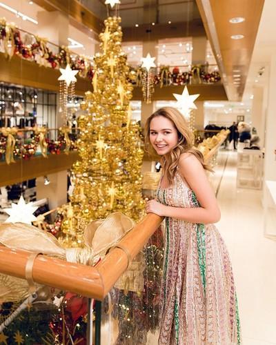 17-летнюю Стефанию Маликову осудили за новогоднее платье за 1 млн руб.