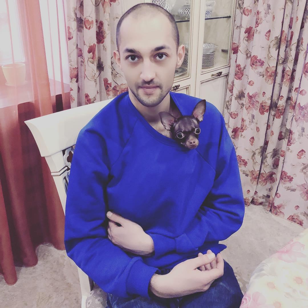 Лера Кудрявцева впервые поделилась фотографией своего 27-летнего сына