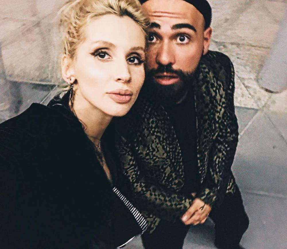 Лобода прокомментировала отношения с грузинским дизайнером — фото