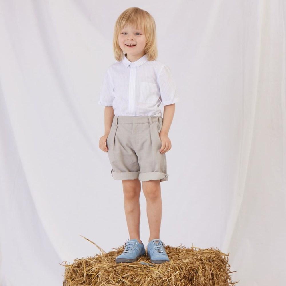 5-летний сын Плющенко и Рудковской стал лицом Dior