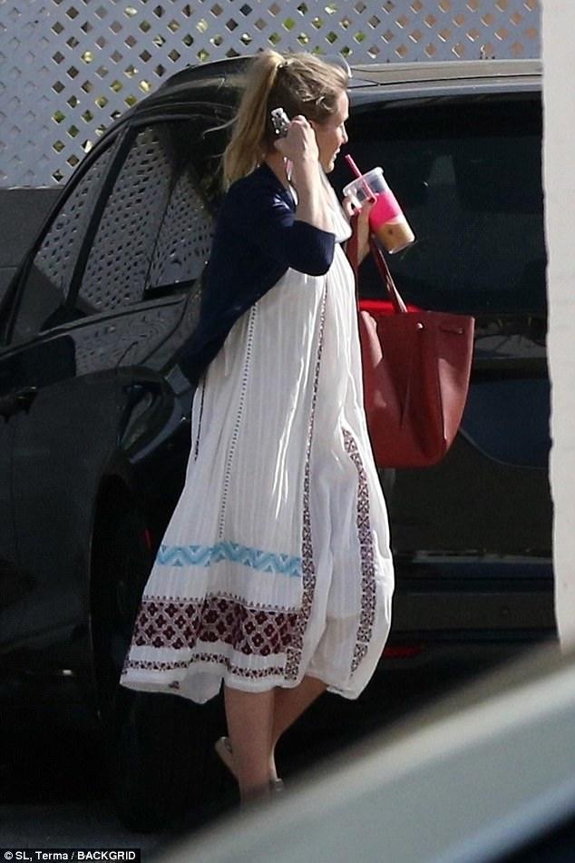 СМИ: 45-летняя Камерон Диаз впервые беременна — фото