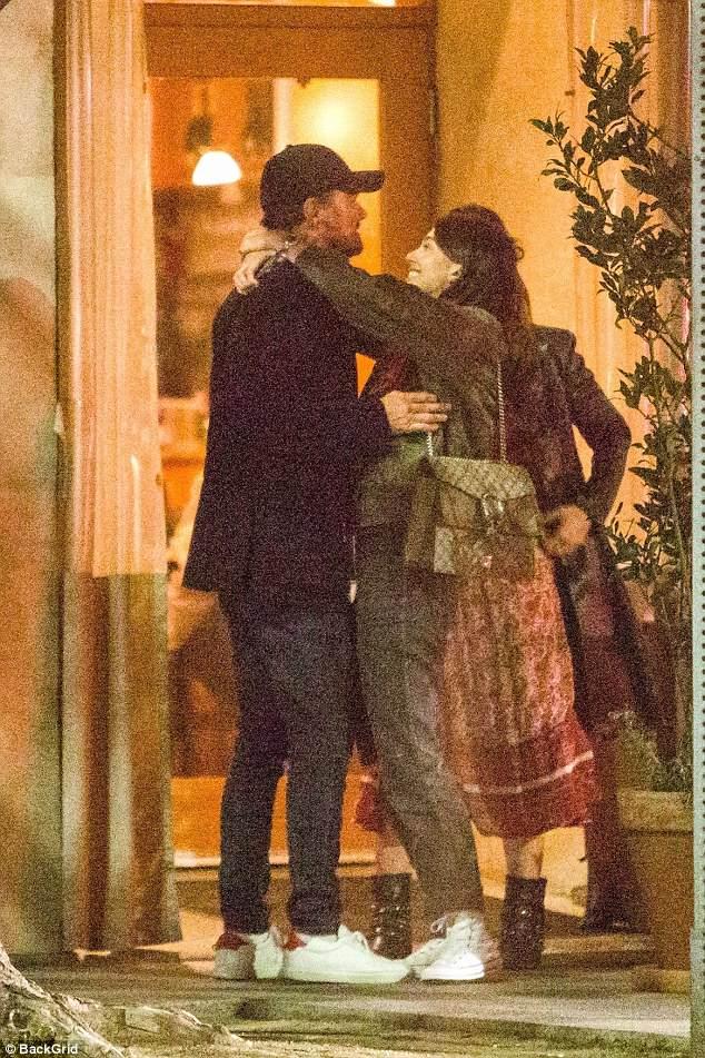 Лео ДиКаприо встретился с матерью своей девушки — фото