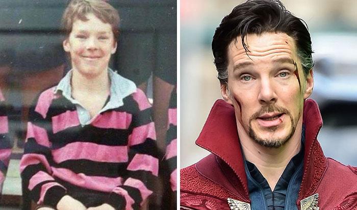 Как выглядели Мстители, когда были детьми — фото